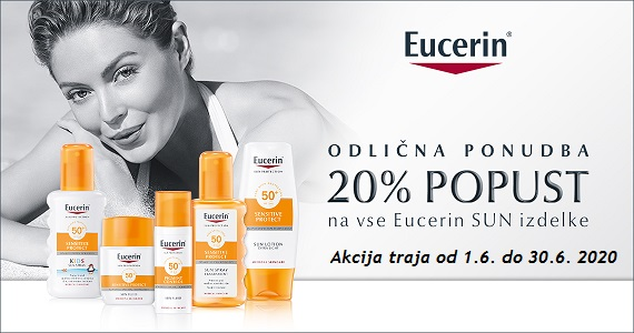 Eucerin SUN 2020 Jun
