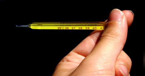 Homeopatija in vročina.
