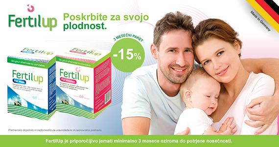 Fertilup paketi so vam na voljo do 15% ugodneje.