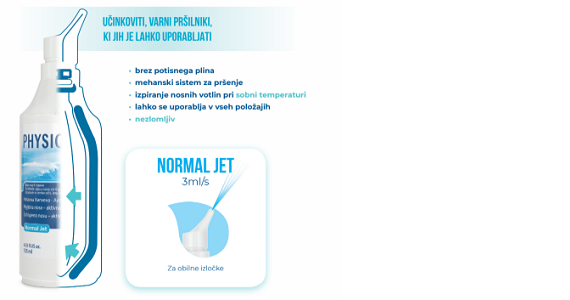 Physiomer Normal Jet