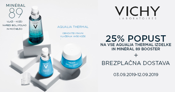vichy aqualia thermal in mineral 89 akcija