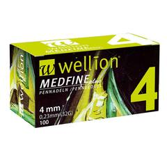 Wellion Medfine plus 32G, igle za inzulinska peresa 4 mm