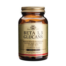 Solgar Beta 1,3 glukani, tablete (60 tablet)