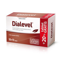 Dialevel, 50 tablet