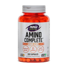 Amino komplet NOW Sports, kapsule (120 kapsul)