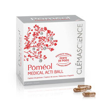 Pomeol Medical Acti Ball, 90 kapsul