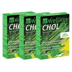 Wellion Cholex, kapsule - paket