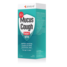 Mucos Cough Relief, sirup