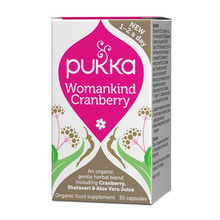 Womankind Cranberry, kapsule
