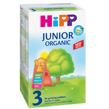 HiPP 3 Organic Junior mleko
