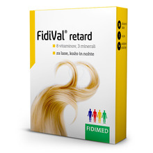Fidival Retard, tablete