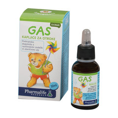 Fitobimbi Gas, kapljice (30 ml)