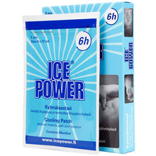 Ice Power, hladilni obliži