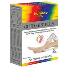 Glucogin plus, tablete