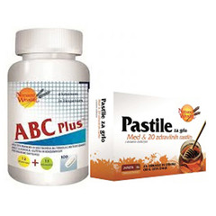 Natural Wealth paket ABC Plus (100 tablet)