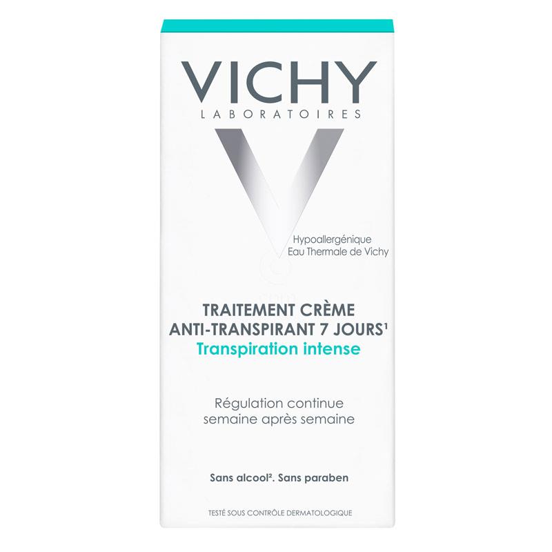 Vichy Antitranspirant Krema Proti Potenju 7 Dnevna