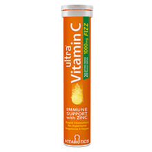 Ultra Vitamin C 1000 mg šumeče tablete