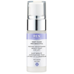 REN Keep Young and Beautiful, gel-serum za predel okoli oči (15 ml)