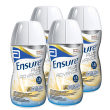 Ensure Plus Advance, jagoda - 4 x 220 ml