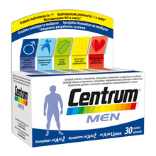 Centrum Men, tablete
