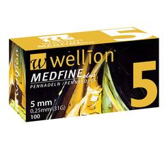 Wellion Medfine plus 31G, igla za inzulinska peresa - 5 mm