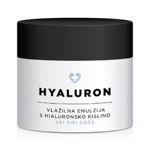 Face Care Hyaluron, emulzija