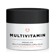 Face Care Multivitamin, emulzija