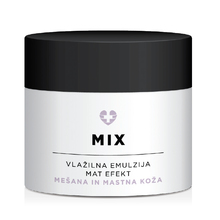 Face Care Mix, vlažilna emulzija z mat efektom