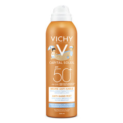 Vichy Ideal Soleil anti-sand, pršilo za otroke - ZF 50+ (200 ml)
