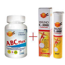Natural Wealth ABC Plus, 100 tablet