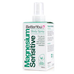 Betteryou Magnezijevo olje Sensitive, sprej (100 ml)