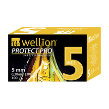 Wellion Protect Pro 30G, igla za inzulinska peresa - 5 mm