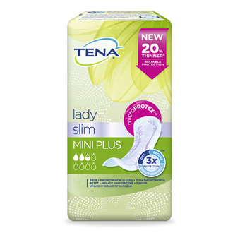 Tena Lady Slim, predloga za ženske - mini plus