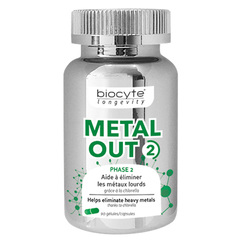 Biocyte Metal Out 2, kapsule
