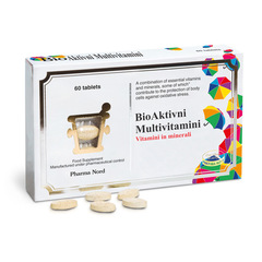 Pharma Nord Bioaktivni multivitamini, tablete