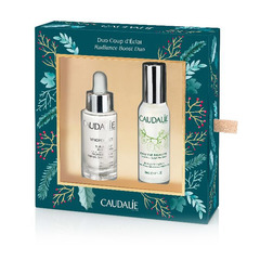 Caudalie Radiance Boost Duo, darilni set