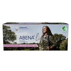 Abena Light Ultra Mini, predloge za lahko inkontinenco