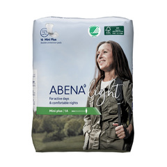 Abena Light Mini Plus, predloge za lahko in srednjo inkontinenco