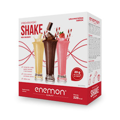 Enemon Slim&Fit Shake - mix okusov