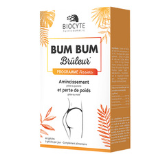 Biocyte BUM BUM Fat Burner, kapsule