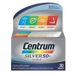 Centrum Silver, 60 tablet