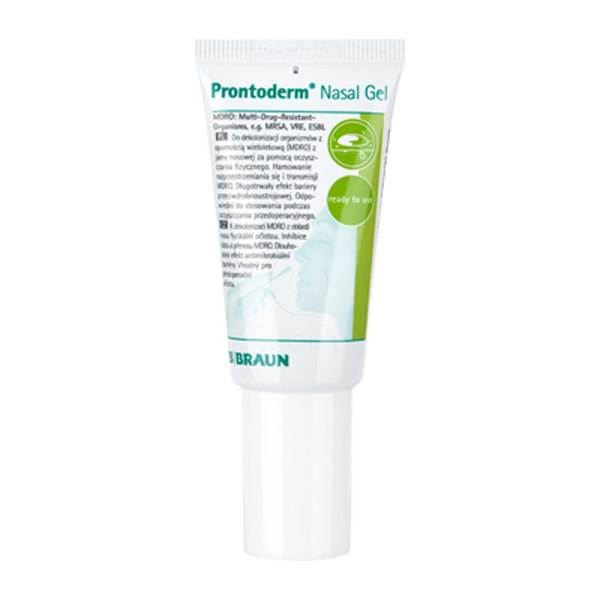 Prontoderm Nasal, gel (30 ml)