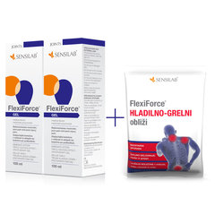 Sensilab FlexiForce, paket