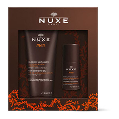 Nuxe Men, Happy birthday to you - paket (200 ml + 50 ml)