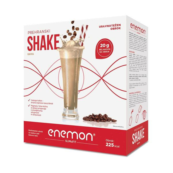 Enemon Slim & Fit Shake - čokolada