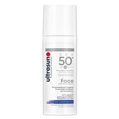 Ultrasun Face Anti-Pigmentation, krema za sončenje za obraz - ZF 50+ (50 ml)