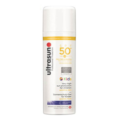 Ultrasun Kids, otroška krema za obraz in telo - ZF 50+ (150 ml)
