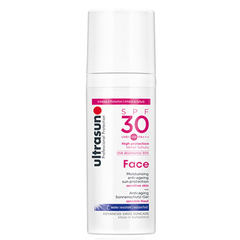 Ultrasun Face, anti-age krema za obraz - ZF 30 (50 ml)