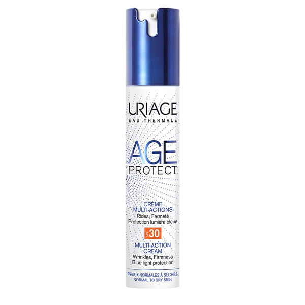 Uriage Age Protect Multi Action, krema - ZF 30 (40 ml)