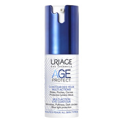 Uriage Age Protect Multi Action, krema za področje okoli oči (15 ml)